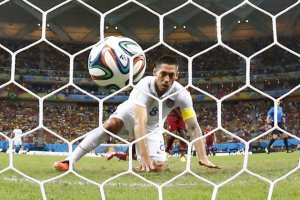 Clint Dempsey: 24.7 million people saw the ball hit the back of the net.